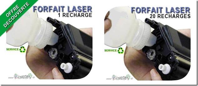 teaser laser
